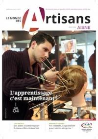 Le Monde des Artisans 113 Edition de l'Aisne
