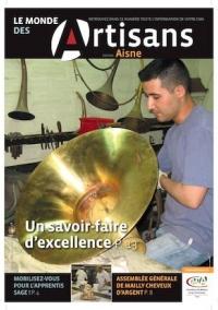 Le Monde des Artisans 101 Edition de l'Aisne