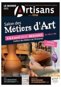 Une du Monde des Artisans 99 Edition de l'Oise