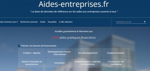 Aides-entreprises.fr