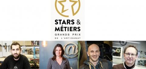 Stars et Métiers 2018