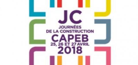 Journées professionnelles de la construction 2018