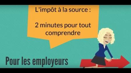 Employeur : 2 minutes pour comprendre le prélèvement à la source #3