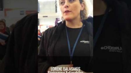 Les Artimobiles aux Olympiades des métiers à Bordeaux (9 mars 2017)
